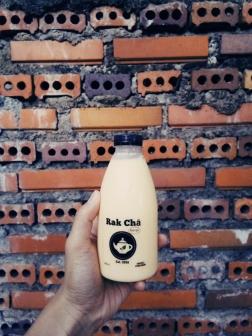Manggo Milk Tea