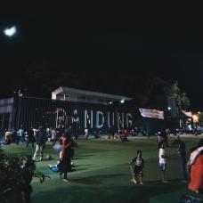 Alun-Alun Kota Bandung, rameee